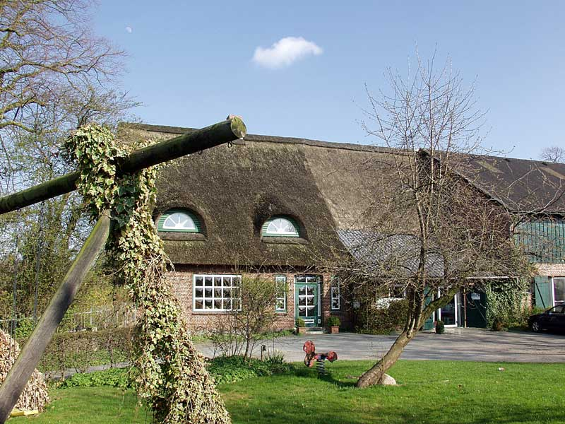 Impressionen von Thomsens Farm Mai 2010