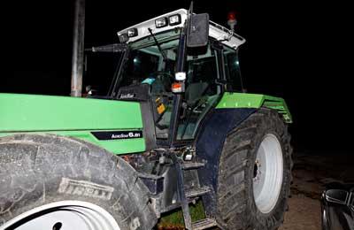 Traktor Deutz DX 6.81 AgroStar