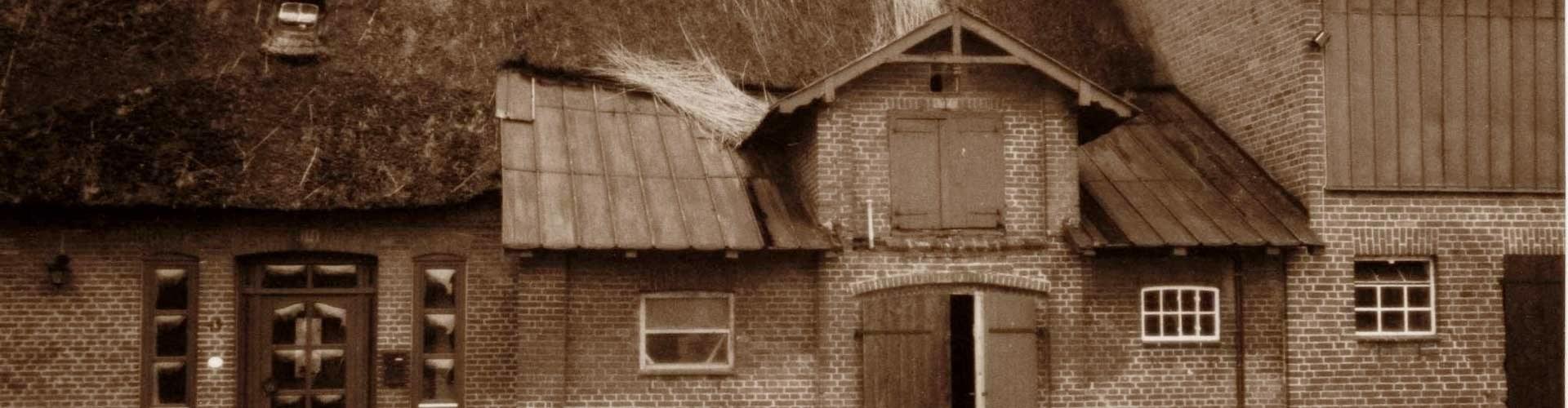 Geschichte Thomsens Farm