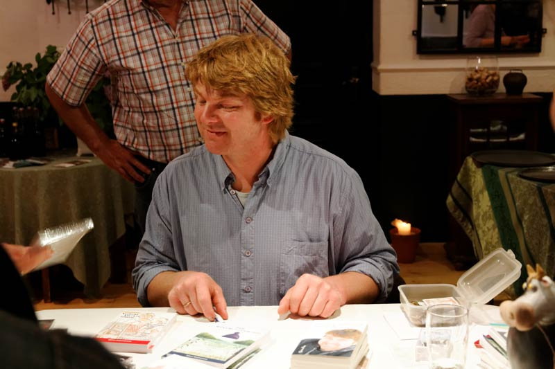 Lesung mit Matthias Stührwoldt