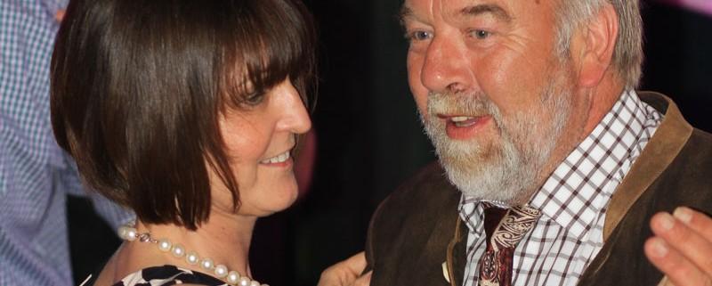 Perlenhochzeit Sheila und Martin Thomsen