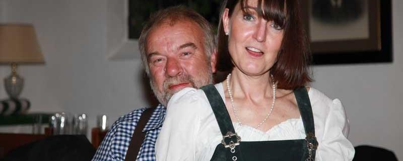 Sheila und Martin Thomsen